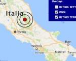 Terremoto oggi Lazio 14 dicembre 2016 scossa M 3.8 ad Amatrice - Dati Ingv ora