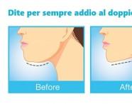 In questo modo direte per sempre addio a doppio mento, grasso sul viso e sul collo. Ecco come fare