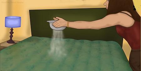Bicarbonato Sul Materasso Ottimo Rimedio Per Disinfettarlo