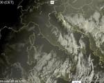 Tempo in atto: sull'Italia ultime nevicate al Sud fino a bassa quota, poi l'anticiclone riporterà tempo stabile su tutta la Penisola.