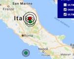 Terremoto oggi Marche 4 gennaio 2017 scossa M 3.0 in provincia di Macerata - Dati Ingv ora