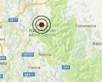 Terremoto oggi Marche 5 gennaio 2017  scossa M 3.3 provincia di Macerata - Dati Ingv ora