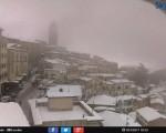 Diretta NEVE  nevica su Abruzzo, Molise e Puglia con fiocchi fin sulle coste