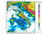 Allerta meteo per il Centro Italia nelle prossime ore dove avremo piogge, temporali e anche neve abbondante sull'Appennino.