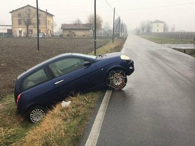Gelicidio a Bologna, pericoli sulle strade