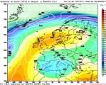 Analisi modelli GFS00Z: nuovo peggioramento con maltempo e neve al Centro-Sud 14 gennaio 2017