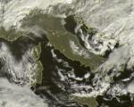 Tempo in atto: ampi spazi di sereno su molte regioni, residua instabilità al Sud e variabilità perturbata sulla Sardegna 14 gennaio 2017