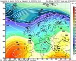 METEO WEEKEND: continua il maltempo sull'Italia, fenomeni che potrebbero coinvolgere anche parte del Nord con neve a bassa quota.