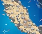 Ancora tanta NEVE attesa sulle regioni del Centro Italia nelle prossime ore con accumuli fino a 2 metri su Marche e Abruzzo.