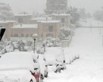 Diretta NEVE  è emergenza in Abruzzo, 87mila persone ancora senza luce