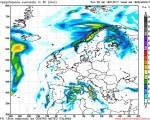 METEO WEEKEND: possibile nuova fase di maltempo sull'Italia con neve a quota basse al Nord-Ovest.