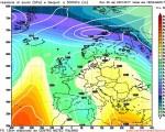 Analisi modelli GFS00z: nuovo peggioramento del tempo da Domenica 22 ad iniziare dai settori occidentali italiani