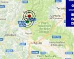Terremoto oggi Abruzzo e Lazio 20 gennaio 2017 scosse M 3.1 Amatrice e Capitignano - Dati Ingv ora