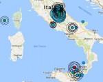Terremoto oggi Abruzzo e Sicilia: scossa M 3.1 a Capitignano, M 3.4 Isole Eolie - Dati Ingv ora