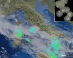 Tempo in atto Centro Sud nella morsa dell'instabilità con rovesci e temporali