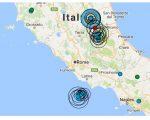 Terremoto oggi Lazio, 6 febbraio 2017: scossa M 3.4 in provincia di Rieti - Dati Ingv ora