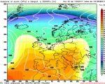 Analisi modelli GFS00Z: bel tempo e sole prevalente in vista. Poi nel fine settimana un possibile guasto a partire dal Nord Italia  13 febbraio 2017