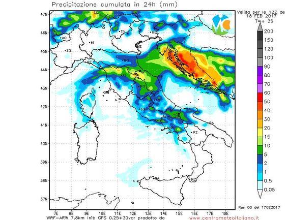 METEO WEEKEND: veloce peggioramento con piogge e temporali al Centro-Sud per Sabato, rapido miglioramento da Domenica.