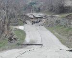 Mega frana a Civitella, distrutte decine di case: un centinaio gli sfollati