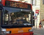 Sciopero mezzi Roma oggi 22-02-2017  info e orari stop trasporti pubblici Atac