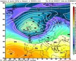 Analisi modelli GFS00Z: rapido peggioramento nelle prossime ora, poi spiccata variabilità con il flusso Atlantico