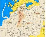 Sabbia sull'Italia la polvere del deserto del Sahara ha raggiunto la nostra Penisola