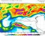 ALLERTA METEO Toscana e Liguria, forte peggioramento dalle prossime ore con temporali anche intensi e locali nubifragi.