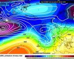 Analisi modelli ECMWF12Z:  neve sui rilievi e ancora maltempo al Nord, sabato nuovo peggioramento?