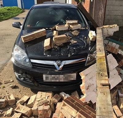 Tempesta DORIS: due morti nel Regno Unito come anche tantissimi danni e disagi