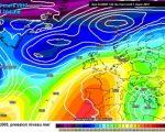 Analisi modelli ECMWF12Z:  prossima settimana incerta al Centro-Sud, torna l'Anticiclone in Europa?  1 marzo  2017, fonte: Meteociel