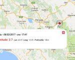 Terremoto oggi Marche e Sicilia, le scosse registrate oggi 8-03-2017