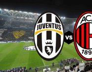Juventus-Milan 10 marzo 2017 Serie A