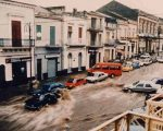 Alluvione Sicilia violenti nubifragi misero in ginocchio la parte orientale il 13 marzo 1995