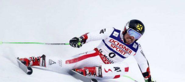 Slalom speciale maschile Aspen 18-03-2017, Coppa del mondo Sci Alpino