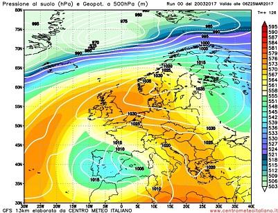 Maltempo in Italia a causa di una vasta struttura depressionaria, vediamo le previsioni meteo del weekend.