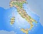 Previsioni meteo Italia, domani 23 Marzo 2017