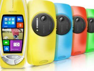 Nuovo Nokia 3310 uscita 2017