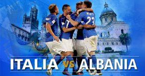 Italia-Albania 24 marzo 2017 - Qualificazioni Mondiali 2018