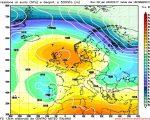 Analisi modelli 00z: tempo instabile al centro-nord nel fine settimana, a seguire rapido calo delle temperature sull'Italia