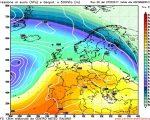 Analisi modelli 00z: ritorna l'alta pressione sull' Italia con bel tempo e temperature in linea con la media del periodo