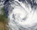 Ciclone tropicale DEBBIE il potente categoria 4 ha ormai raggiunto l'Australia