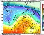 Situazione prevista per la seconda parte della settimana, con un vasto campo di alta pressione in rinforzo su tutta la Penisola a garantire un clima mite e stabile.
