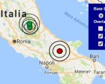 Terremoto oggi Puglia, lunedì 27 marzo 2017, scossa M 3.0 provincia di Foggia - Dati Ingv