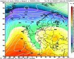 Analisi Modelli 00Z del 30 Marzo 2017: indebolimento dell' Anticiclone e piogge in arrivo dal fine settimana