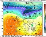 Analisi modelli 00z: tempo instabile sull' Italia con piogge e temporali pomeridiani