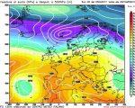 Temporali pomeridiani in Italia fino a Venerdì, condizioni meteo più stabili a seguire per la rimonta di un vasto anticiclone.