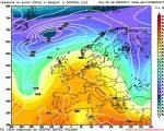 Meteo Weekend: Tempo prevalentemente stabile e mite sull'Italia grazie al campo di alta pressione