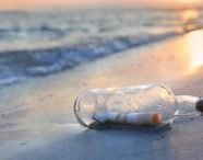 L'incredibile ritrovamento del messaggio nella bottiglia lungo la costa: la fortunata coppia di anziani