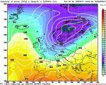Anticiclone sbilanciato sull'Atlantico fino agli ultimi di Aprile secondo gli aggiornamenti dei modelli, rischio di nuovi affondi da nord in Italia.