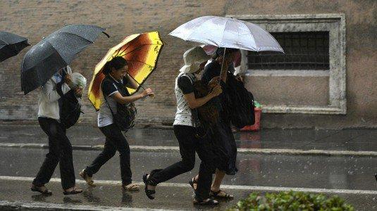 Meteo 28 Aprile: le piogge insistono sul Nord Italia